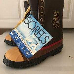 Sorely boots